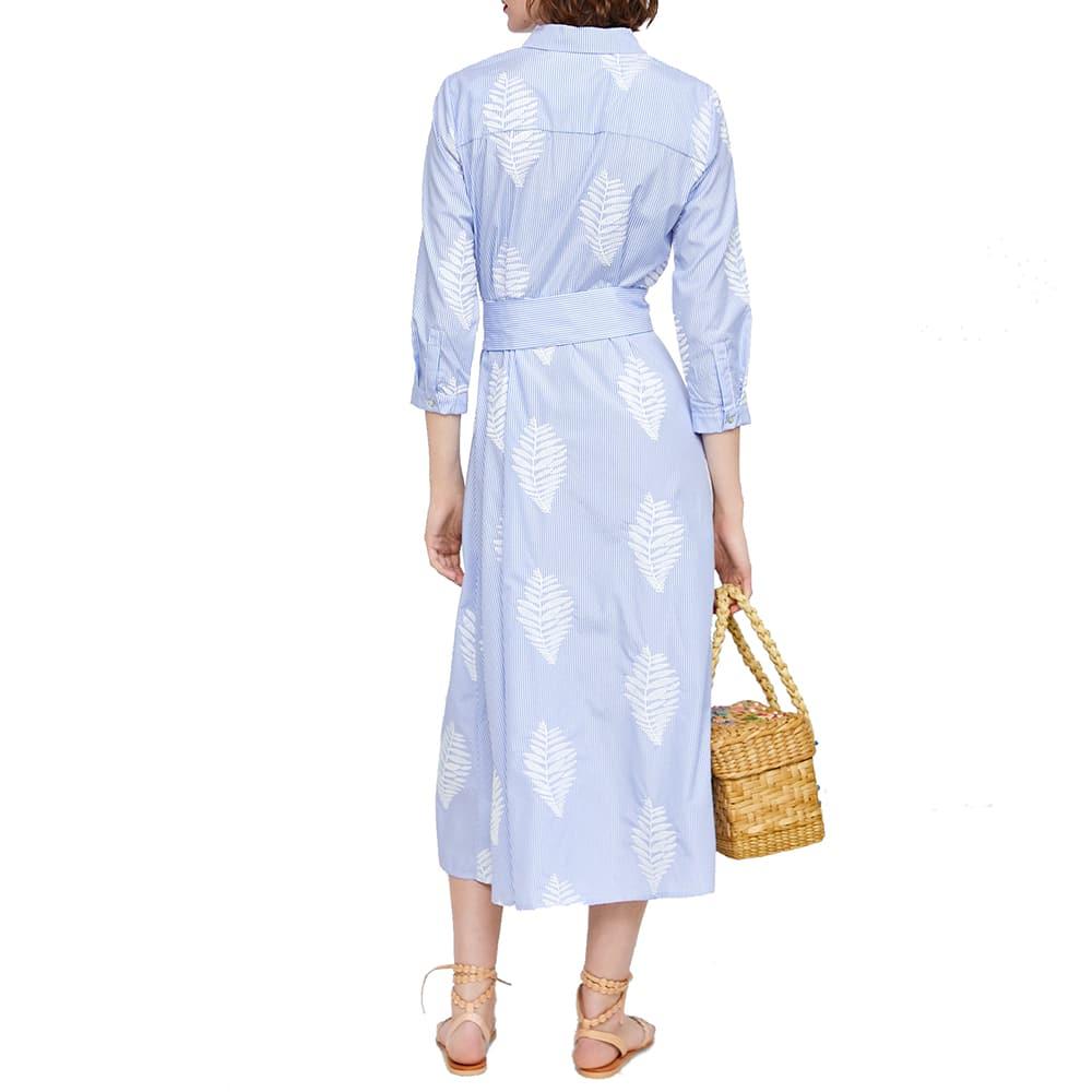 ●ZARA ●春新作♪刺繍入りストライプチュニック