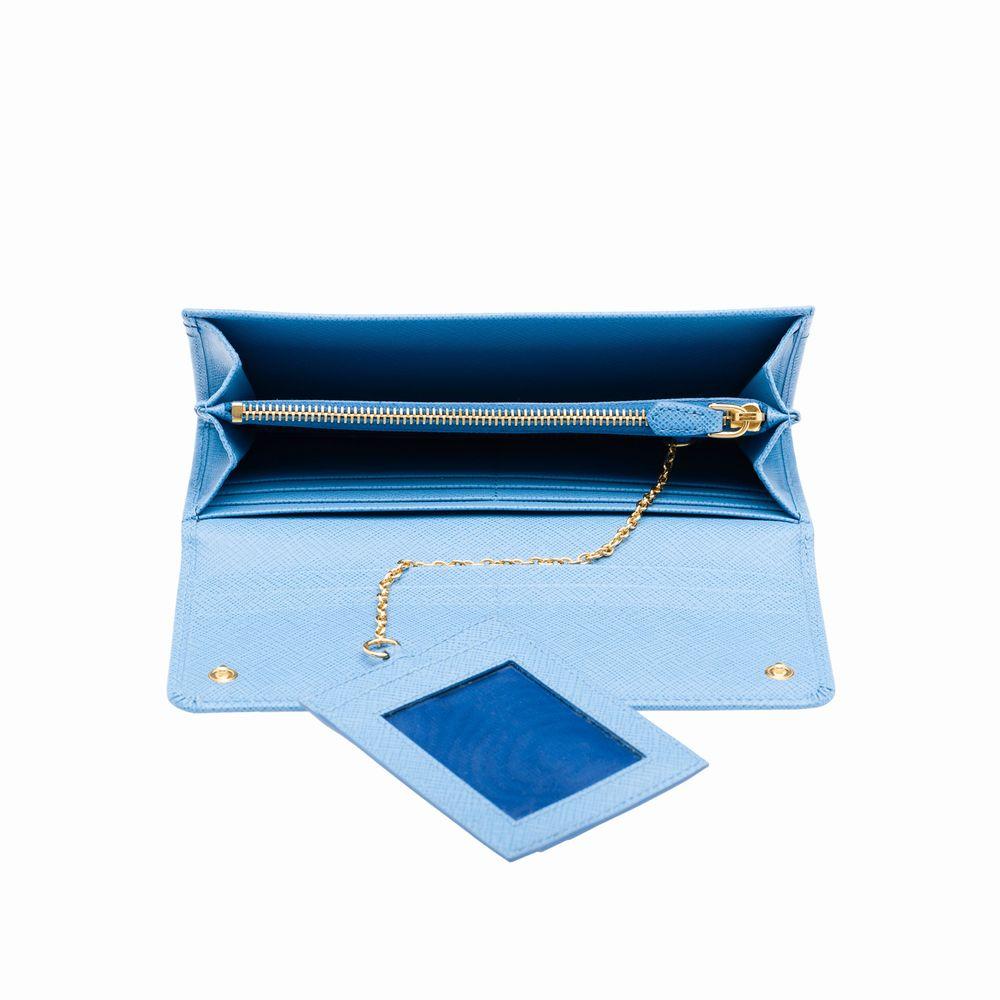 サフィアーノレザー 財布