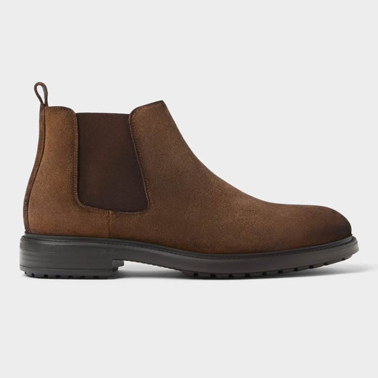 f80421bf38f ZARA2019New Year Leather Boots- ZARA LIGHT   BORDER-GARA