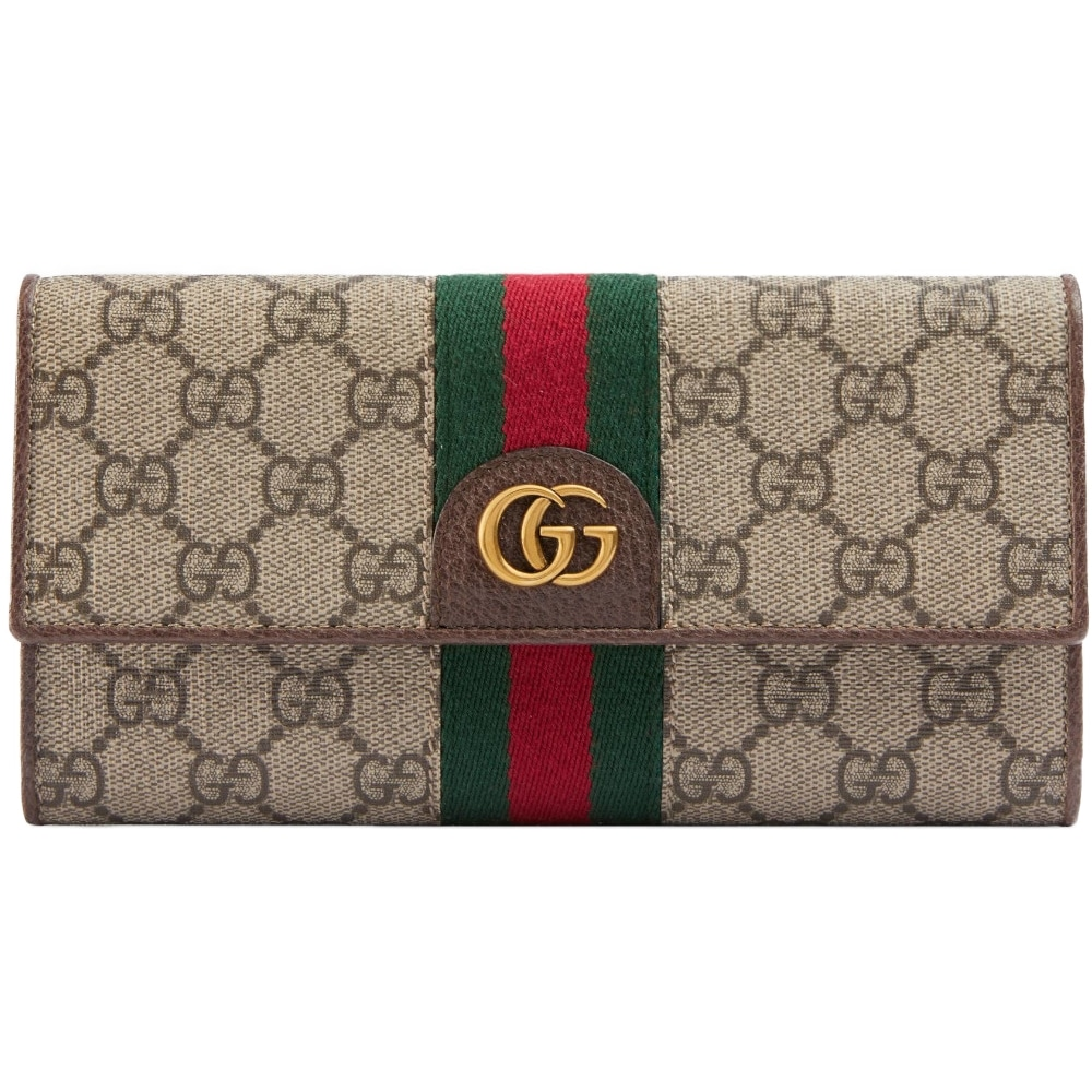 64955fa86c5 GUCCI2019New Year Three Little Pigs   GG Wallet