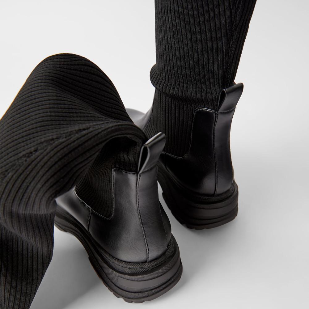ソックス ブーツ Zara 《ZARA》おしゃれさんは持ってる!最高にかわいい「大人ブーツ」特集